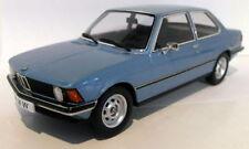 Véhicules miniatures bleus BMW 1:18