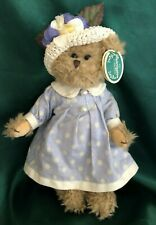 Bearington Plush Bear - Ella Mcpickinicker
