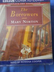 the borrowers audio book cassette tape
