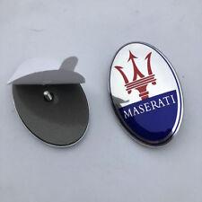 Maserati Qp,GT,Ghibli,Levante Front Bumper Emblem 1 PCS PN 670101565,68332000