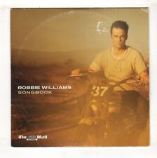 (HB262) Robbie Williams, Songbook - 2009 The Mail CD