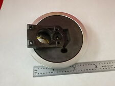MICROSCOPE PART LEITZ GERMANY SM-LUX NOSEPIECE AS IS B#D4-A-05