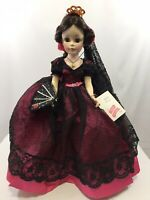"Rare Vintage BOXED MADAME ALEXANDER DOLL GOYA 21"" DL12 NO BOX"