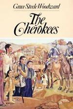 Cherokees by Woodward, Grace Steele