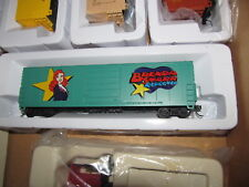 Vintage Life-Like Train Brenda Starr Box Car Great Condition Ho Scale
