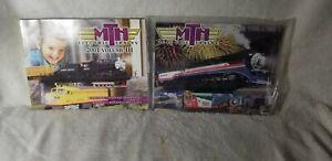 MTH Electronic Trains Catalog  2001 Volume I and III – O Gauge