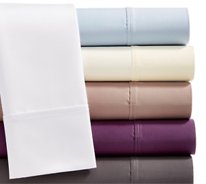 BERGEN HOUSE LUXURY COLLECTION 1000 THREAD COUNT FULL/QUEEN DUVET SET IVORY
