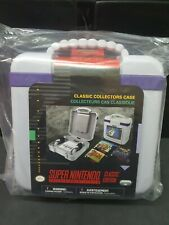 PDP SNES Super Nintendo Classic Edition Collectors Case (CASE ONLY/Brand New)