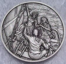 DAR Medal - MARY VIDEAU, American Revolutionary War