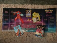 More details for pokémon ex deoxys starcharge theme deck - all cards/coin/playmat
