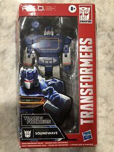 Transformers R.E.D. SOUNDWAVE New RED