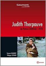 "DVD ""Judith Therpauve"" Simone Signoret  NEUF SOUS BLISTER"
