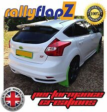 Rallyflapz Ford Focus MK3 ST250 (2012 Cantidad 4 Guardafangos Kit mejor Verde