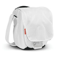 Manfrotto Solo IV Camera Bag for Digital SLR/Bridge Camera - White