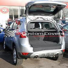Ford Kuga Maßgefertigte Kofferraum Matte Hundegitter 2008-2012 082