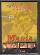 dvd Collana Soap d'amore MARIA Jorge MARTINEZ G. COLMENARES Contiene 4 dischi
