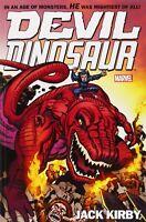 Devil Dinosaur Jack Kirby - TPB Marvel Comics, Trade Paperback