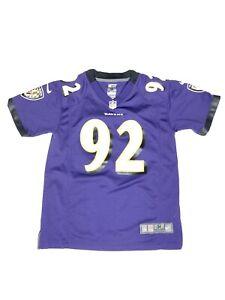HALOTI NGATA Baltimore Ravens NIKE NFL Jersey YOUTH KIDS BOYS M Medium