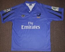 WESTERN FORCE - PERTH  Rugby Union Jersey with SUPER 14 Embroidered Patch
