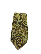 Peter Millar NWOT Beautiful 7-Fold Paisley Tie