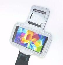 Fascia da braccio Per Samsung Galaxy S5 con velcro con idrorepellente per cellulari e palmari