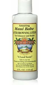 Maui Babe After Browning Tanning Lotion 4oz