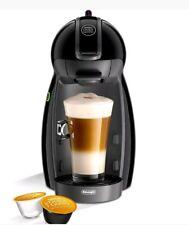 DeLonghi EDG 100.W Nescafé Dolce Gusto Piccolo Kaffeekapselmaschine *Schwarz*