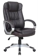 NEW LUXURY SWIVEL DESIGNER EXECUTIVE COMPUTER OFFICE DESK STUDY CHAIR ULTRA SOFT