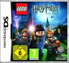 Nintendo DS 3DS LEGO HARRY POTTER JAHRE 1 - 4 * DEUTSCH Neuwertig