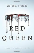 Complete Set Series Lot of 3 Red Queen Trilogy by Victoria Aveyard YA King Cage