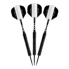 Elkadart Black 150 Jet Black Steel Tip Darts 22 Grams