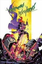 Transformers Vs. Visionaries by Magdalene Visaggio 9781684052837 | Brand New
