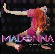 Confessions on a Dance Floor [PA] by Madonna CD 2006 Warner Bros.