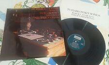 ARGO ZRG 707 - Tchaikovsky Songs : Robert Tear - Philip Ledger +INSERT
