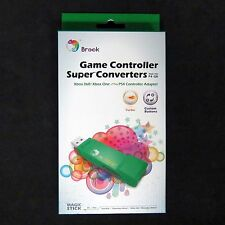 Brook XBOX One , XBOX 360 Controller Adapter to PS4 for Console No Need PS4 Pad