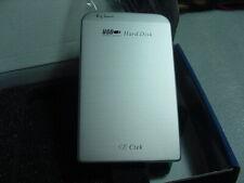 "2.5"" IDE Hard Drive Disk External SILVER Case Enclosure Box USB 2.0 Laptop PC NU"