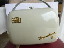 PROJECTEUR portable ZEISS IKON 1961- TBE VINTAGE - +boîte valise + mode d'emploi