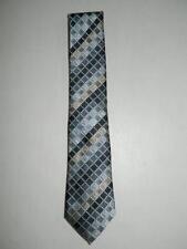Geoffrey Beene Men Geometric Classic Dress Tie 100% Polyester NWT MSRP $55 T1315