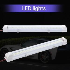 12V 72LEDs Streifen Leuchte Röhre Auto Van VOLT Stablampe Lichtleiste Zelt