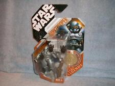 Darktrooper SAGA Legends Fans Choice Silver Coin 30th Anniversary Hasbro 2007