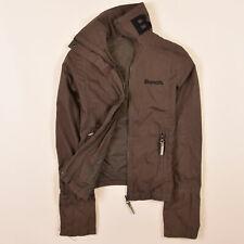 Bench Damen Jacke Jacket Gr.XS (DE 34) Windjacke Braun, 66994