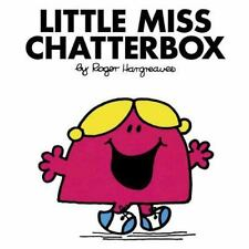 Little Miss Chatterbox (Mr. Men and Little Miss), Roger Hargreaves, Good Book