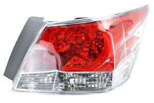 Tail light Honda Accord CP 02/08-04/13 New Right RHS Rear Lamp Sedan 09 10 11 12