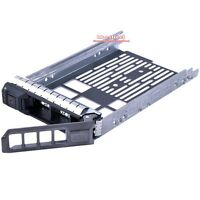 "Dell F238F 3.5"" SAS SATA Tray Caddy G302D 0X968D R720 R710 R520 R510 R420 R410"