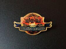 YUGIOH Spilletta SPILLA DUELIST LEAGUE Pin Badge ORIGINALE KONAMI 1996 Takahashi