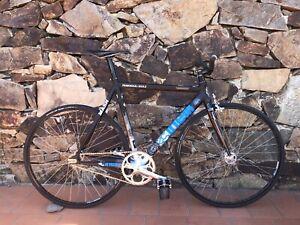 Cinelli MASH Histogram M 53 track bike fixed Campagnolo