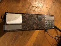 ERICSSON MILITARY FIELD PHONE Vintage Telephone Sweden (A)