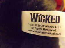 wizard of oz's wicked flying monkey stuffed toy/new.