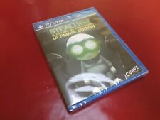 New Ps Vita Stealth Inc. A Clone In The Dark Ultimate Edition Limited Run