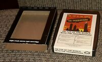 On Top of The World The Troubadours Polka Band 8 track tape LATE NITE BARGAIN